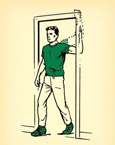 Strečing v priestore dverí 1-Doorway-Stretch1