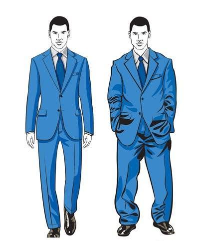 Ako by Mal Správne Sedieť Oblek Good-Fit-vs-Bad-Fit-400-AOM